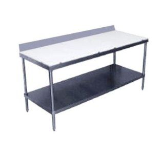 Advance Tabco SPS 245 60 in Work Table w/ Cutting Surface