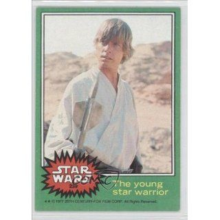 young star warrior (Trading Card) 1977 Star Wars #239