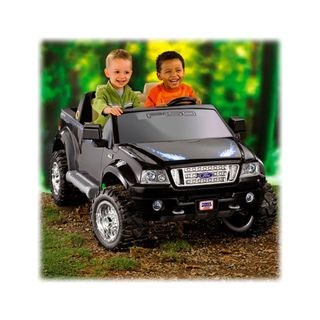 Fisher Price Power Wheels Ford F 150
