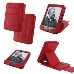 rooCASE Kindle 4 Multi View Leather Case Cover with Stand