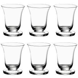 La Rochere Jean Luce Mouth blown Wine Glasses (Set of 6)